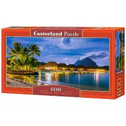 Brand CastorlandNum&259;r piese600 bucVârsta 9 aniDimensiuni puzzle asamblat68 x 30 cmMaterial carton