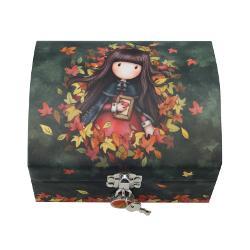 Gorjuss Caseta bijuterii cu lacatel Autumn Leaves 701GJ08