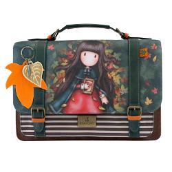 Gorjuss Geanta cu catarame -Autumn Leaves 1025GJ01
