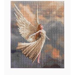 Set creativ tablou cu cristale,Ascendance 40x50cm CAK-AST3