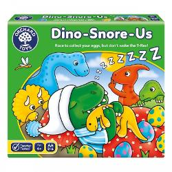 Joc de societate dinozauri care sforaie DINO-SNORE-US , OR108 imagine librarie clb