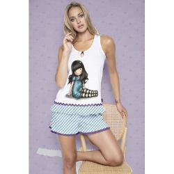 Gorjuss Pijama scurta - Sitting Pretty Marime S AZ50971-S