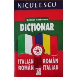 Dictionar italian-roman roman-italian pentru toti