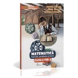 Matematica Exercitii probleme si teste pentru clasa a VIII-a