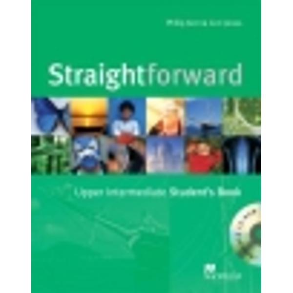 Straightforward  Upper Intermediate SB CD