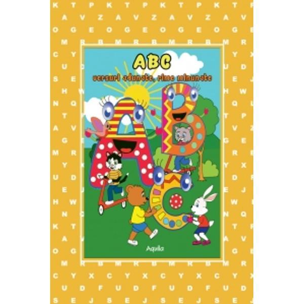 Pe lânga faptul ca dezvolt&259; imagina&355;&30;ia copiilor poeziile din aceasta carte sunt &29;&351;i distractive Volumul cuprinde poezii despre toate literele alfabetului prezentate într-un mod amuzant dar &351;i o colec&355;&30;ie de ghicitori care vor stârni curiozitatea copilului dumneavoastr&259; Ilustrat&259; într-un mod deosebit aceast&259; carte va deveni cu siguran&355;&259; preferata copilului dumneavoastr&259;