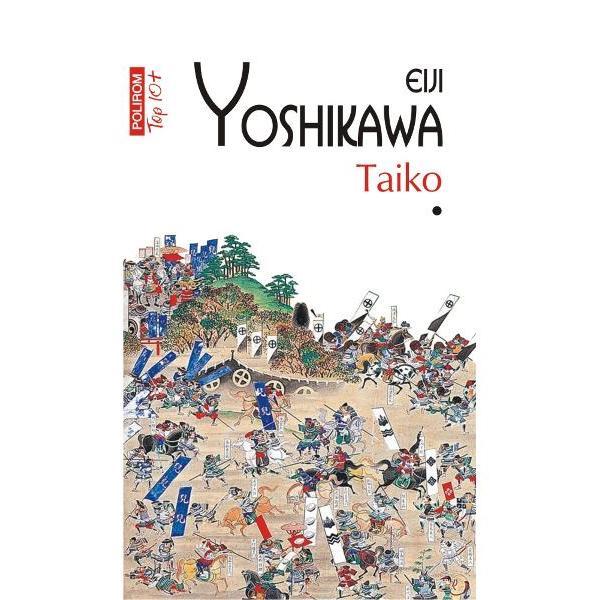 O poveste cutremur&259;toare &351;i fascinant&259; despre Japonia feudal&259; semnat&259; de autorul bestsellerului Musashi Taiko este o ampl&259; fresc&259; istoric&259; în care sînt urm&259;rite vie&355;ile unor personaje cu un impact semnificativ asupra destinului &355;&259;rii lor Spre mijlocul secolului al XVI-lea odat&259; cu pr&259;bu&351;irea shogunatului Ashikaga Japonia se transformase într-un uria&351; cîmp de lupt&259; Seniorii rivali