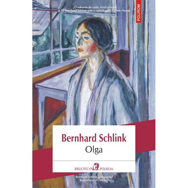 Bernhard Schlink este autorul bestselleruluiCititorulCel mai recent roman al lui Bernhard Schlink reconstituie via&355;a unei femei de o dîrzenie &351;i o vitalitate remarcabile ce-&351;i tr&259;ie&351;te iubirea imposibil&259; pe parcursul unui interval istoric cuprins între finele secolului al XIX-lea &351;i anii 1970 în GermaniaOlgaeste o poveste despre iubire &351;i singur&259;tate despre