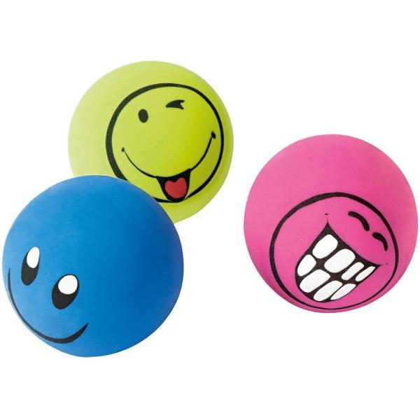 Cu aceste radiere amuzante &537;tergerea este de dou&259; ori mai amuzant&259;Pentru &537;tergere cu creion f&259;r&259; PVC f&259;r&259; latexDimensiuni radiere aprox Ø 25 cmSet 3 radiere în cutie transparent&259; - culori asortate de albastru roz &537;i verde deschisAten&355;ie Nu este potrivit pentru copii sub 36 de luni Bucati mici Risc de sufocare