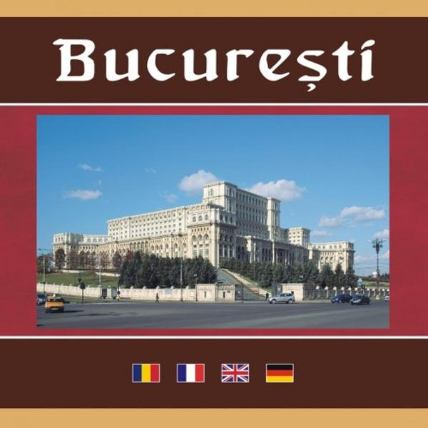Un album mai succint de format 24×22 cm cese adreseaz&259; mai ales turi&351;tilor dar &351;i românilor din &355;ar&259; sau chiar din capital&259; care doresc s&259; cunoasc&259; obiectivele cele mai renumite din Bucure&351;ti Albumul con&355;ine imagini color dar are &351;i un capitol ce prezint&259; în imagini alb-negru cl&259;diri vechi care nu mai exist&259; ast&259;zi &351;i pie&355;e care o au alt&259; configura&355;ie dînainte de a
