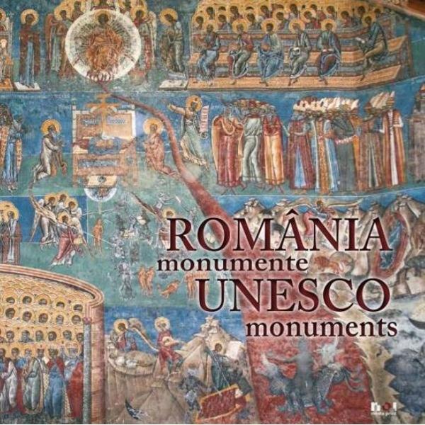 Romania monumente Unesco monuments