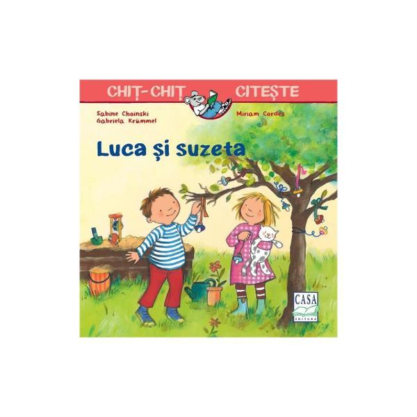 De acum Luca nu mai are nevoie de suzet&259; deoareceeste un copil mare care merge deja la gradini&539;&259; Maimult inspirat de o poveste despre zâna suzetelor spus&259;de tata seara Luca are o idee grozav&259; despre cum arputea sa renun&539;e foarte u&537;or la suzet&259;…