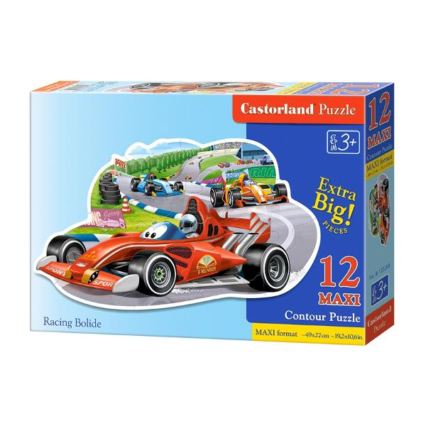 Brand CastorlandNum&259;r piese30 bucVârsta 3 aniDimensiuni puzzle asamblat47 x 33 cmMaterial carton