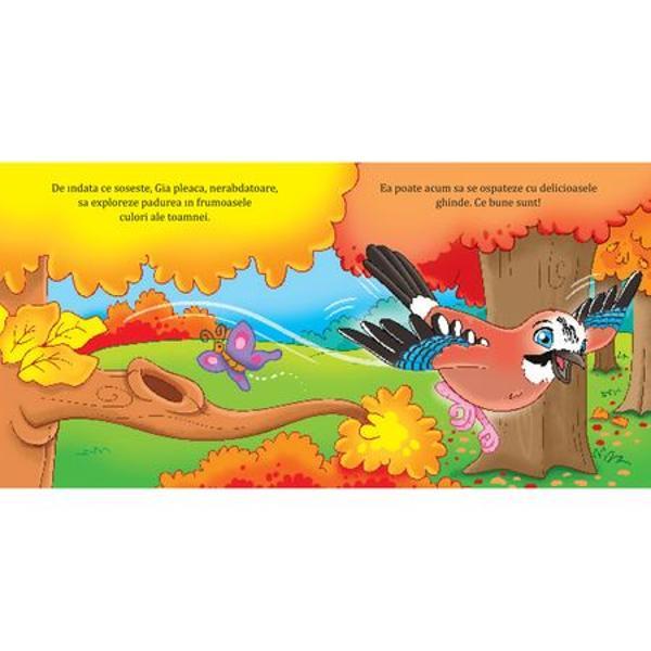 Editura Prut le ofera celor mici o incantatoare colectie  Mici dar folositoare care le dezvaluie cat de utile sunt micile animale pentru intreaga natura Cartile cartonate frumos ilustrate contin cate o scurta povestioara despre un animalut din care copiii afla unde traiesc micile animale si cu ce se ocupa