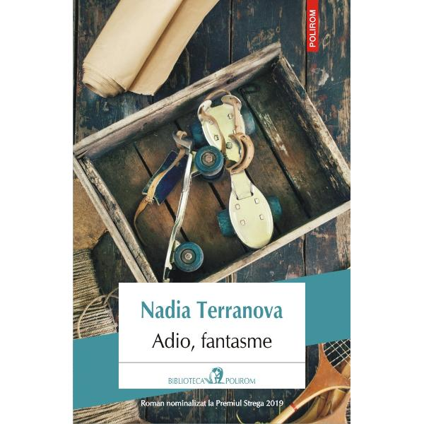 Roman nominalizat la Premiul Strega 2019Traducere din limba italian&259; de Cerasela BarboneO carte nostalgic&259; &351;i melancolic&259; de o sensibilitate rar&259;Adio fantasmeeste povestea unei întoarceri &351;i a unei eliber&259;ri de traumele trecutului Revenit&259; în ora&351;ul ei natal Messina pentru a-&351;i ajuta mama la renovarea locuin&355;ei Ida Laquidara retr&259;ie&351;te în memorie