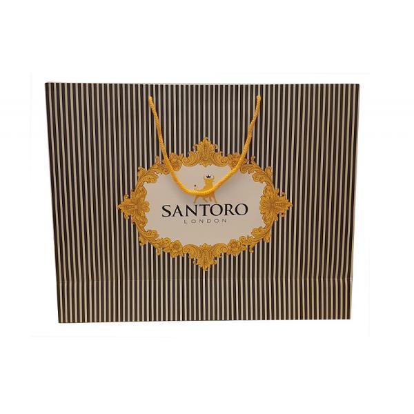 Punga cadou Santoro mareeste potrivita pentru a oferi celor dragi cadoul ales intr-un ambalaj cu totul deosebitDimensiuni425 x 54 cm