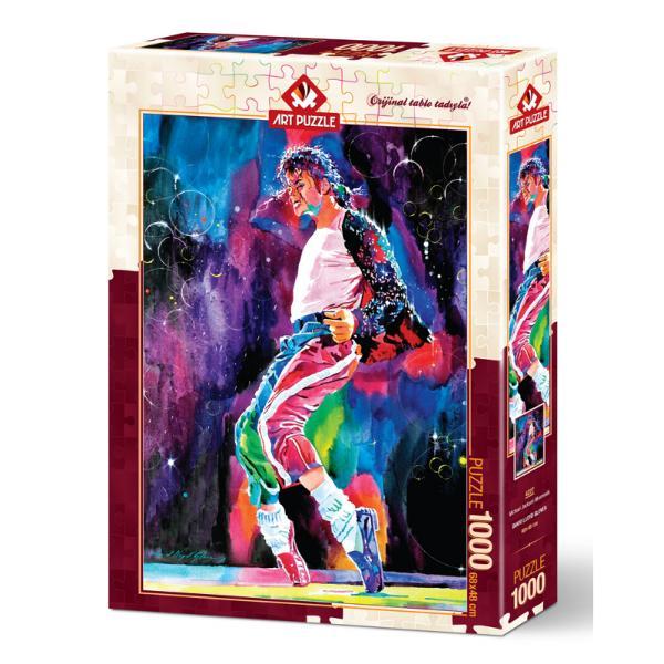 Puzzle 1000 piese - Michael Jackson Moonwalk-David Lloyd GloverRezolva si tu acestpuzzle 1000 piese Michael Jackson Moonwalk-David Lloyd Gloversi da-ne un feedbackA incerca sa ne tinem departe de ecrane dispozitive chiar si de televizor poate fi o sarcina aproape imposibila dar este vitala pentru sanatatea noastra mentala si chiar fizica Un puzzle necesita toata atentia noastra si aici se