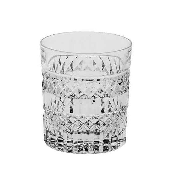 Set 6 pahare pentru Whisky model Diana Fabricate din cel mai fin Cristal de Bohemia Volum pahar cca 320 ml