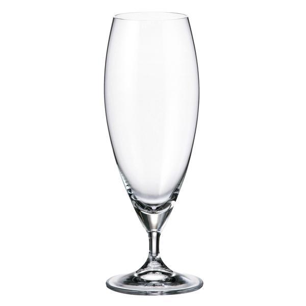 Set 6 pahare Bere Carduelis Bohemia 380ml din Sticla Cristalina cu TitaniumDimensiuni 74×74×209cmCutie de cadou inclusa