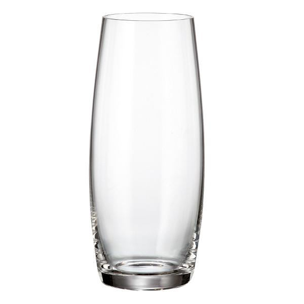 Set 6 pahare apa sticla cristalina Bohemia model Pavo  Ideal 270 mlVolum pahar 270mlDimensiuni pahar 6x6x14cm