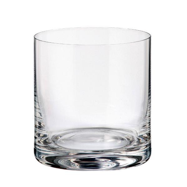 Set 6 pahare Whisky Larus 410 ml Bohemia Crystalite cu TitaniumVolum pahar 410mlGreutate pahar 295 grameDimensiuni pahar 9x9x95cmImpachetare in cutie de cadou inscriptionata Bohemia Crystalite
