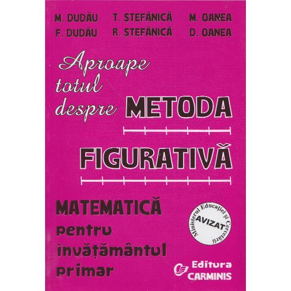 Aproape totul despre Metoda figurativa matematica pentru invatamantul primar