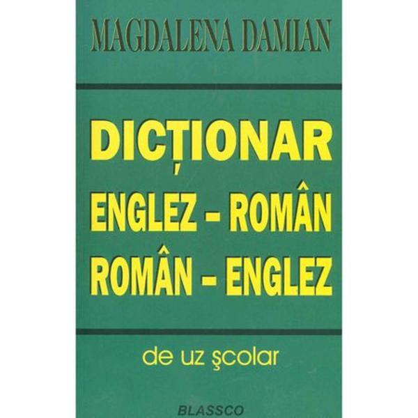 Dictionar englez-roman roman-englez de uz scolar