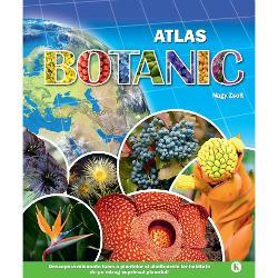 Atlas botanic imagine librarie clb