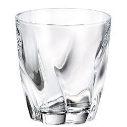 Set 6 pahare Whisky Barley Bohemia 320ml din Sticla Cristalina cu TitaniumDimensiuni 95×95×102cmCutie de cadou inclusa
