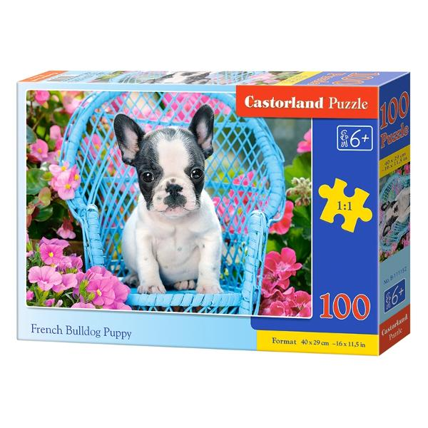 Brand CastorlandNum&259;r piese100 bucVârsta 6 aniDimensiuni puzzle asamblat40 x 29 cmMaterial carton