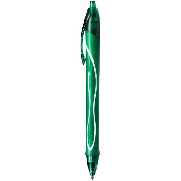 Acum exist&259; o versiune cu uscare rapid&259; a pixului BIC Gel-ocity cu cerneal&259; gel Nu numai c&259; are aceea&537;i cerneal&259; luminoas&259; dar cerneala gel se usuc&259; ultrarapid astfel c&259; nu se întinde pe hârtie Corpul este proiectat cu o sec&539;iune aderent&259; complet&259; pentru confort maxim la scris Acest pix cu cerneal&259; gel are un vârf mediu de 07 mm care este perfect pentru scris noti&539;e rezolvat sudoku &537;i probleme