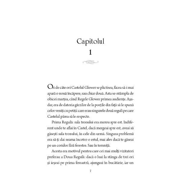 """Autorul bestseller New York Times Jessica Day George ne invit&259; s&259; descoperim zilele de mar&539;i pline de magie de la castelul Glower citind romanul """"Mar&539;ea la castel"""" În  fiecare mar&539;i Castelul Glower prinde via&539;&259; El creeaz&259; &537;i rearanjeaz&259; înc&259;peri întregi sc&259;ri &537;i pasaje secrete Prin&539;esa Celie înregistreaz&259; fiecare schimbare a c&259;minului ei drag &537;i"""
