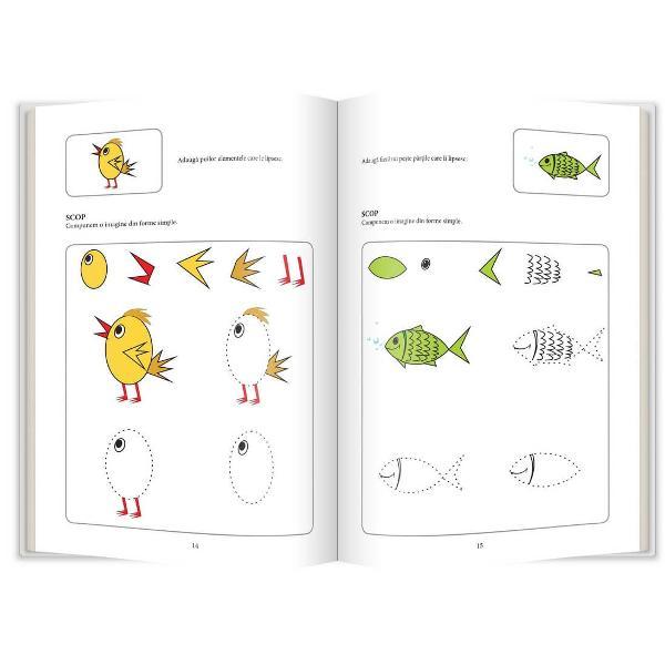 Colec&539;ia de caiete de lucruJocuri &537;i activit&259;&539;i pentru gr&259;dini&539;&259;are o dubl&259; utilitatepe p&259;rin&539;i îi ajut&259; s&259; urm&259;reasc&259; evolu&539;ia cognitiv&259; a copiilor &537;i s&259; le dezvolte poten&539;ialul;educatorilor le ofer&259; materialul necesar pentru a exersa &537;i consolida abilit&259;&539;ile