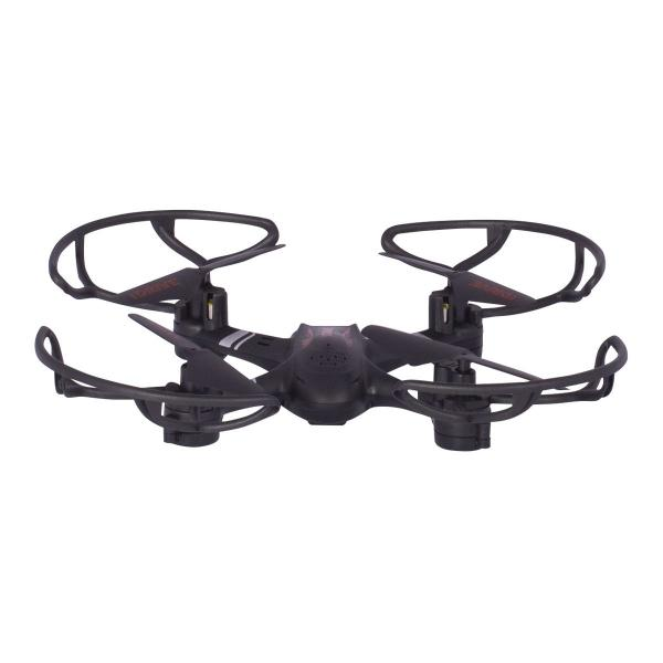 Mini drona cu telecomanda iDrive18 cmPentruBaietiVarsta 14 aniCuloareNegruBrandiDriveSpatiul este sub controlul tau cu mini drona care zboara in toate directiile si executa acrobatii aeriene spectaculoaseCaracteristici