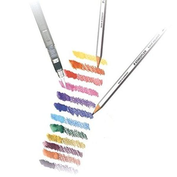 Creion tip acuarela de calitate superioaraDestinate gamei de creativitate desen colorare colorare cu tehnica acuarela dupa umplerea cu hasuri a interiorului unui contur sau desen culoarea se uniformizeaza cu pensula umedaVarf rezistent la rupereCalitate excelenta in amestecarea culorilorScriere desenare neteda si uniformaMina dizolvabila in apaUsor de ascutit cu orice fel de ascutitoare metalica36 culoriset