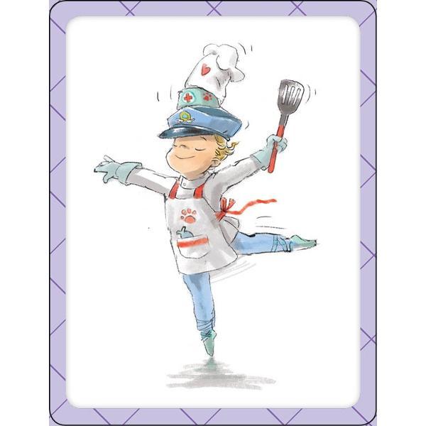 Jocul Creeaz&259; pove&537;ti cu Ema &537;i EricAventuri în ora&537;include 50 de cartona&537;e cu ilustra&539;ii &537;i 10 idei de jocuri practice Se adreseaz&259; copiilor cu vârsta cuprins&259; între 3 &537;i 8 ani Folose&537;te aceste jetoane pentru a permite copilului t&259;u s&259;-&537;i exerseze spiritul de observa&539;ie creativitatea vocabularul discursul umorul &537;i inteligen&539;a emo&539;ional&259;