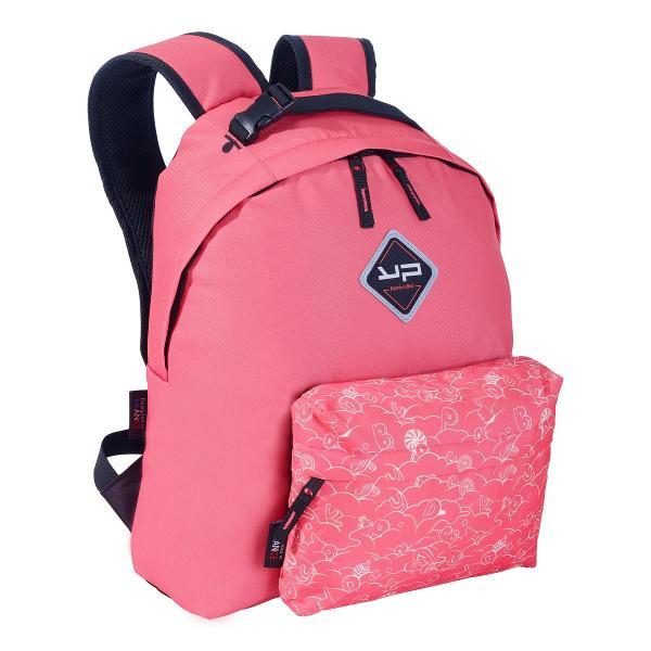 Bodypack este un brand francez cu o istorie de 65 de aniRucsac Bodypack 1 compartiment 2 buzunare detasabile 1 curea Roz1 compartiment principal;1 buzunar uni;1 buzunar cu imprimeu;1 buzunar pe spate;Bretea ajustabila pentru buzunarele interschimbabileAvantaje generale rucsacuri