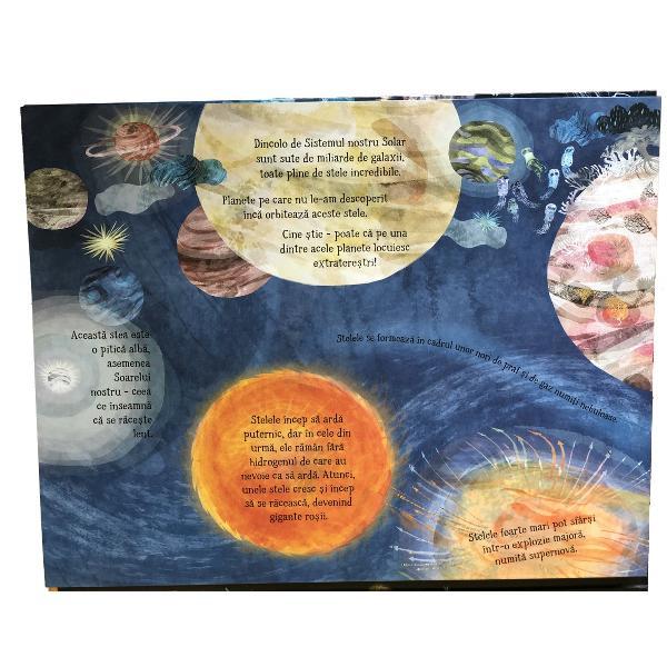 Te-ai &238;ntrebat vreodat&259; ce se &238;nt&226;mpl&259; pe cerul de deasupra taPorne&537;te &238;ntr-o c&259;l&259;torie spre &238;n&259;l&539;imi travers&226;nd straturile atmosferei &537;i apoi spa&539;iul cosmic &238;nainte s&259; te &238;ntorci din nou pe P&259;m&226;nt De la curen&539;ii de aer la cozile cometelor sunt at&226;tea lucruri uimitoare de v&259;zut &238;n aceast&259; c&259;l&259;torie