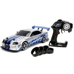 Fast and Furious RC Nissan Skyline GTR 1:10 253209000