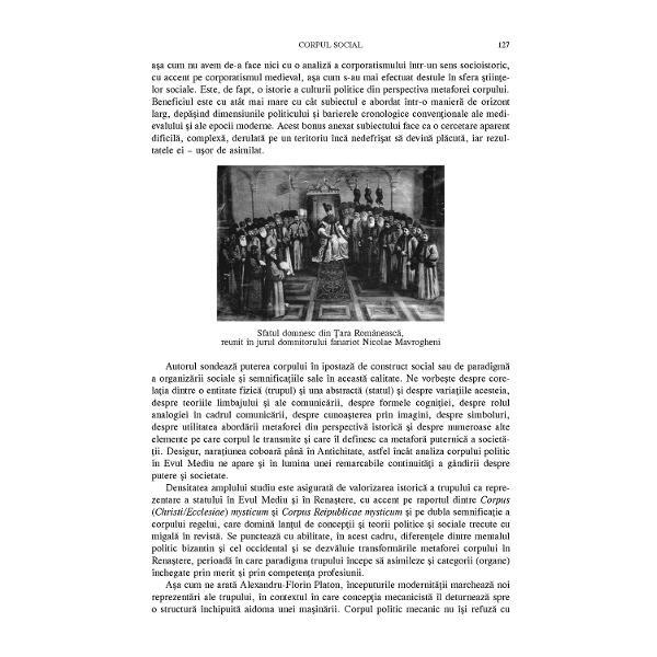 Volum coordonat de Sorin MituCoordonator general Corin BragaAl treilea volum alEnciclopediei imaginariilorse apleac&259; asupra imaginarului istoric al românilor Mai mult decât celelalte reprezent&259;ri colective imaginarul istoric ia na&537;tere din întâlnirea imagina&539;iei cu ac&539;iunea uman&259; în plan politic social sau cultural Din acest motiv el poate fi considerat un subiect central iar investigarea